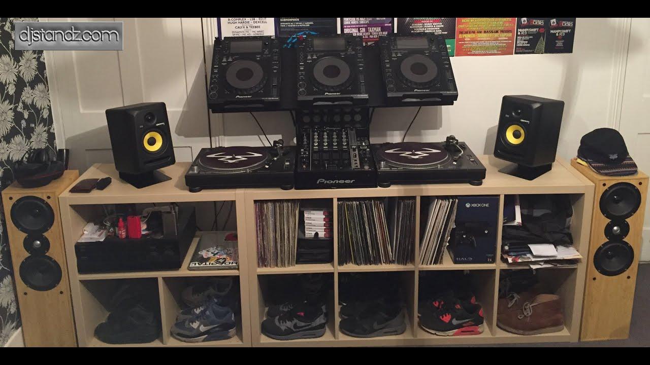 win a set of studio monitor stands from djstandz youtube. Black Bedroom Furniture Sets. Home Design Ideas