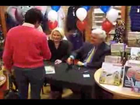 Callista newt gingrich book signing at baltimores greetings callista newt gingrich book signing at baltimores greetings readings of hunt valley m4hsunfo