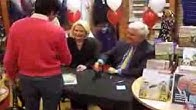 Greetings readings youtube callista newt gingrich book signing at baltimores greetings readings of hunt valley duration 79 seconds m4hsunfo