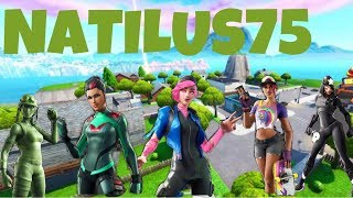 LIVE FORTNITE BATTLE ROYALE CONCOURS CREATOR PART PERSO SKIN A WINNER At 10:30 p.m.