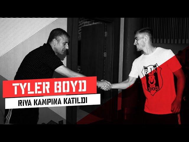 Tyler Boyd Riva kampına katıldı 😎🦅