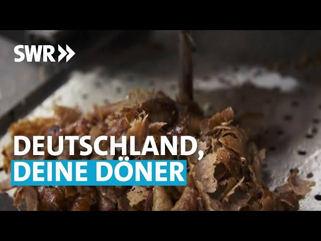 Deutschland, Deine Döner - Was essen wir da eigentlich?  | SWR betrifft