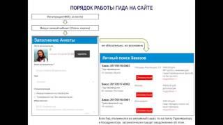 Вебинар-обучение для гидов по работе в новом приложении для связи с туроператорами
