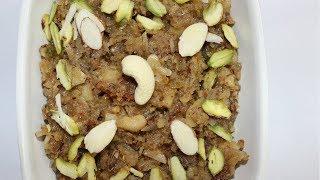 Nutty Coconut Halwa Recipe   Diwali Sweets Recipe in Hindi   Unique Diwali Recipes   Diwali Recipes