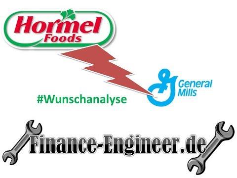 #Wunschanalyse Hormel Foods oder General Mills als Value Wert kaufen?