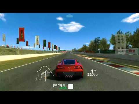 Real Racing 3 Chevrolet Corvette Stingray Z51. Gameplay.