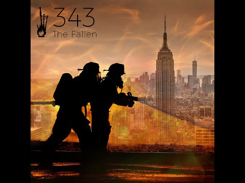 Red Hot Chilli Pipers - 343 The Fallen - Charity Single