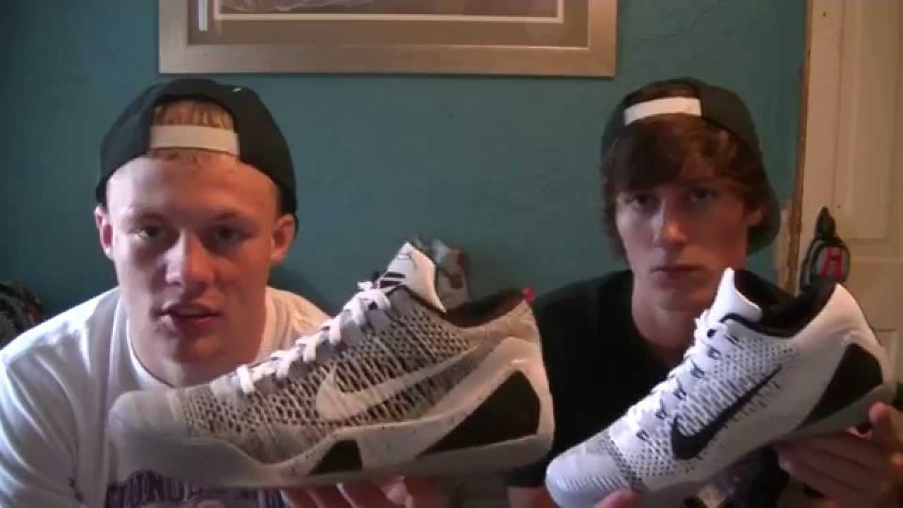 9f466e28933 Kobe 9 Elite Low Beethoven Review + Unboxing - YouTube