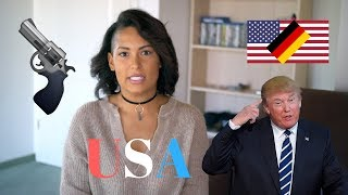 WHAT THE USA COULD LEARN FROM GERMANY|| TRUMP & GUN CONTROL