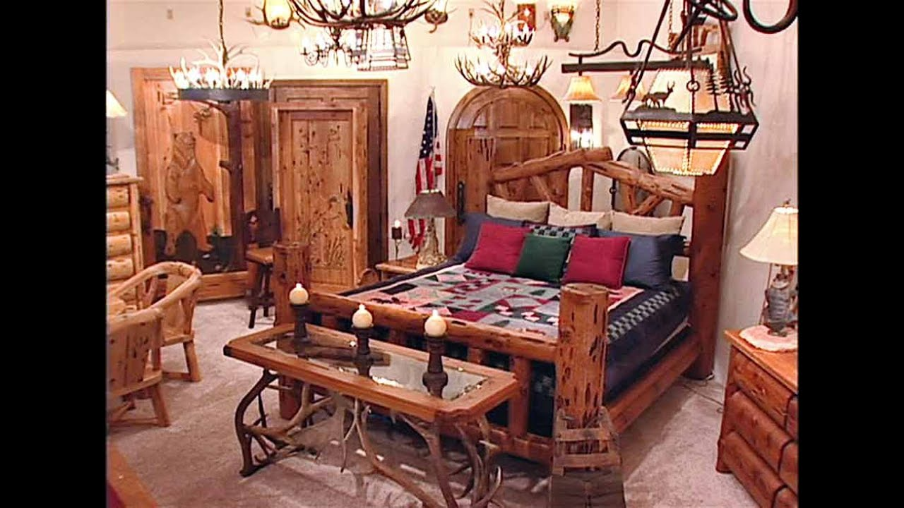 How To Build Rustic Bedroom