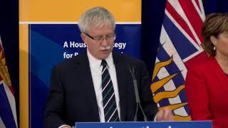 B. C. تلزم الحكومة 355 مليون دولار لخلق فرص عمل جديدة بأسعار معقولة الإسكان