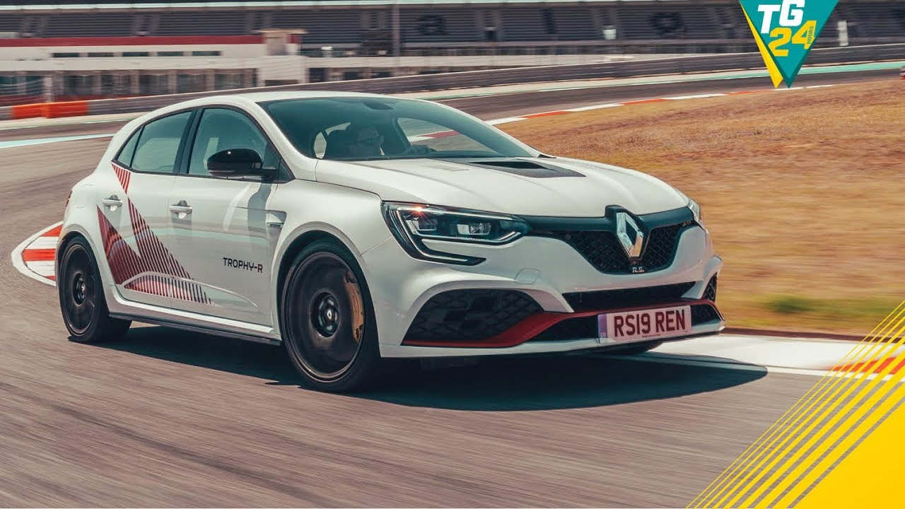 Is the Renault Megane RS Trophy-R Worth £72k? | Top Gear