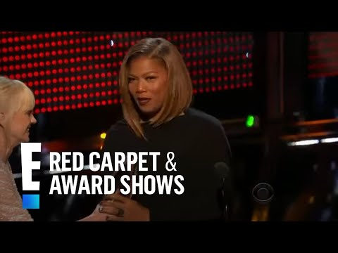 The People's Choice for Favorite New Talk Show Host is Queen Latifah