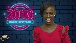 Het 10 Minuten Jeugd Journaal 1 januari 2018(Suriname / South-America)