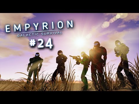 EMPYRION Galactic Survival 👨🚀 PANIK in der Wüste • Empyrion Deutsch • German #24