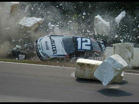 Best NASCAR Crashes at Watkins Glen