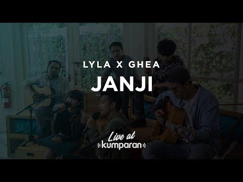Lyla X Ghea - Janji | Live At Kumparan