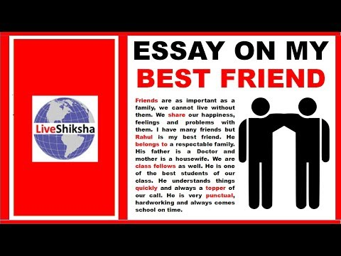 essay on my best friend in english for class 4 Books are the best friends essay for class 4 as books are my best friend i keep them near my reach in my study room effective english essay (2.