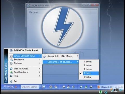 Descargar e instalar Daemon Tools Español Full Mediafire