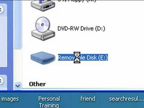 File Or MP3 To Flash Drive Or MP3 Player