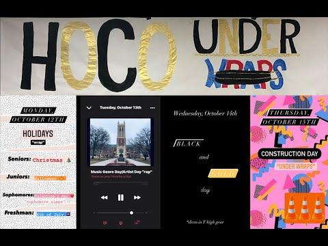 2020 Topeka High School Homecoming Slideshow