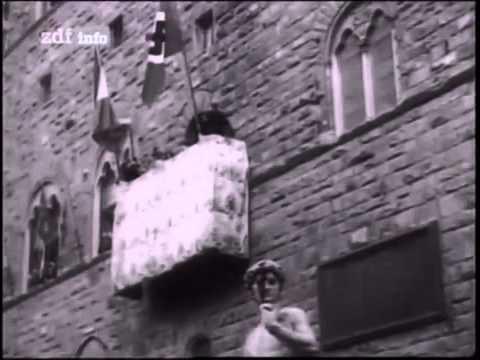 Benito Mussolini Reportage über Benito Mussolini
