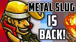 Metal Slug Infinity - BEST MILITARY-THEMED RPG IDLE GAME? BETA GAMEPLAY | MGQ Ep. 309