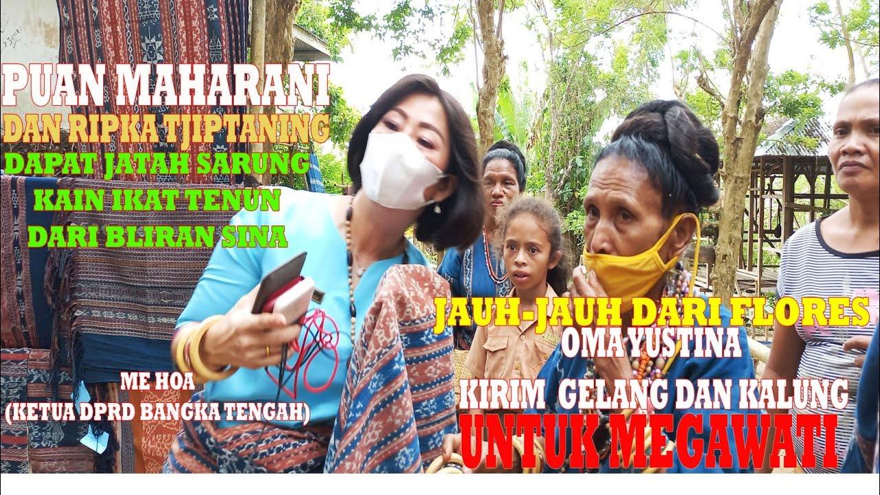 Aksi Me Hoa Beli Sarung & Aksesoris untuk Mega, Puan dan Ripka