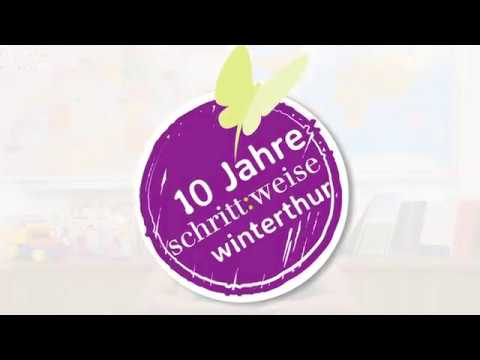 10 Jahre «schritt:weise» Winterthur