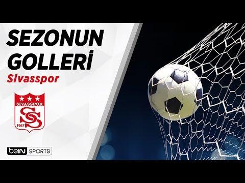 Süper Lig'de 2018-19 Sezonu Golleri | Sivasspor