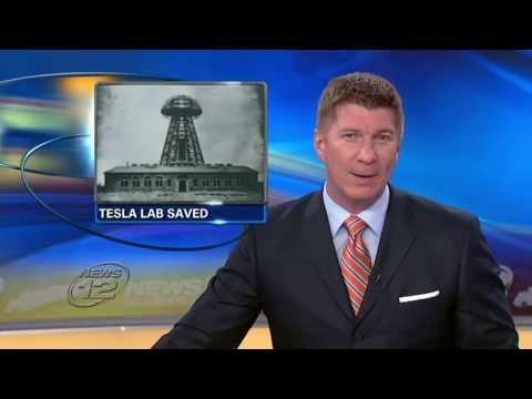 NY group buys Tesla laboratory