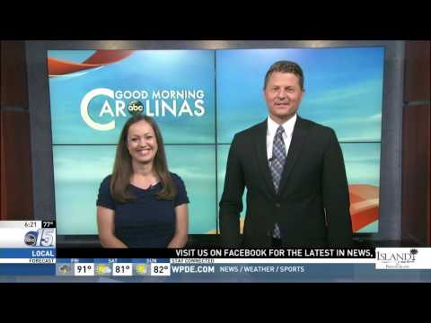 Amanda Live with Fresh Greens - Good Morning Carolinas - WPDE ABC 15
