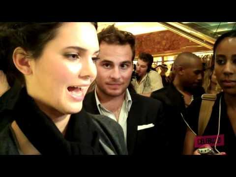 Kendall Jenner Interview After Sherri Hill Runway Show