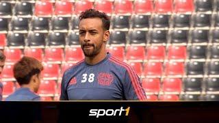 Karim Bellarabi spricht über seinen Zusammenbruch | SPORT1 - DER TAG