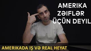 Amerika zəiflər üçün deyil / Royal ismayilov /4k Video