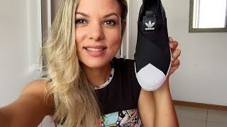 MEUS TÊNIS FAVORITOS (Adidas Superstar, Adidas Slip On e Sneakers All Star)