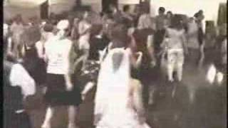 Joe and Kimberly Wedding - Line Dance