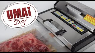 Cabelas CG sealer - Dry Aging Steak at Home with UMAi Dry