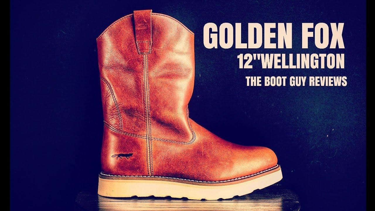 Golden Fox 12\