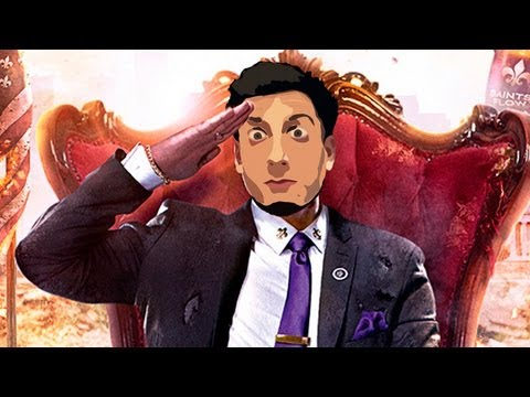 Saints Row 4 - Ho Throw