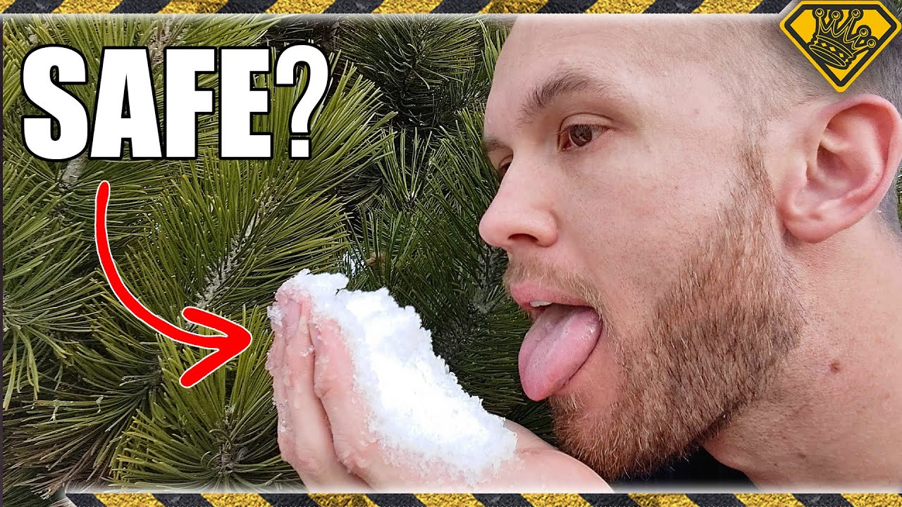 Is It Safe To Eat Snow?