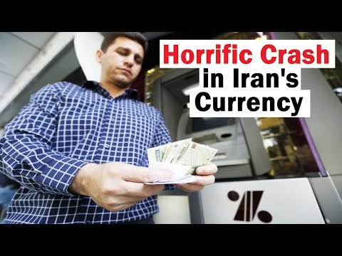 The Horrific Collapse in Iran's Currency