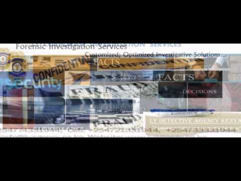 Private Investigation Services In Kenya; East Africa Community