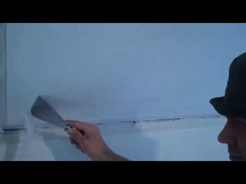 видео: Покраска потолка без грунтования (результат)