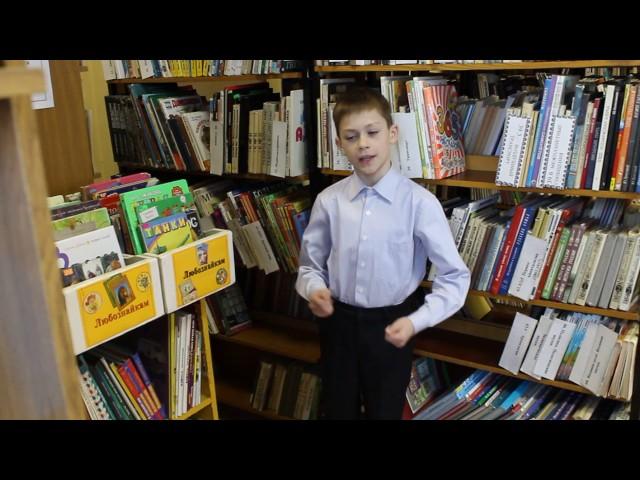 Изображение предпросмотра прочтения – КулагинДмитрий читает произведение «Мартышка и очки» И.А.Крылова