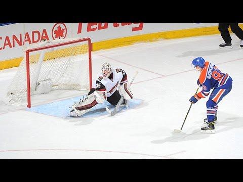 Shootout: Coyotes vs Oilers