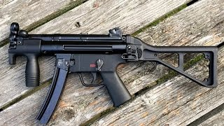 new hk sp5k with registered full auto sear