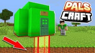 BUILDING SUB'S SECRET SHACK! | PalsCraft #1