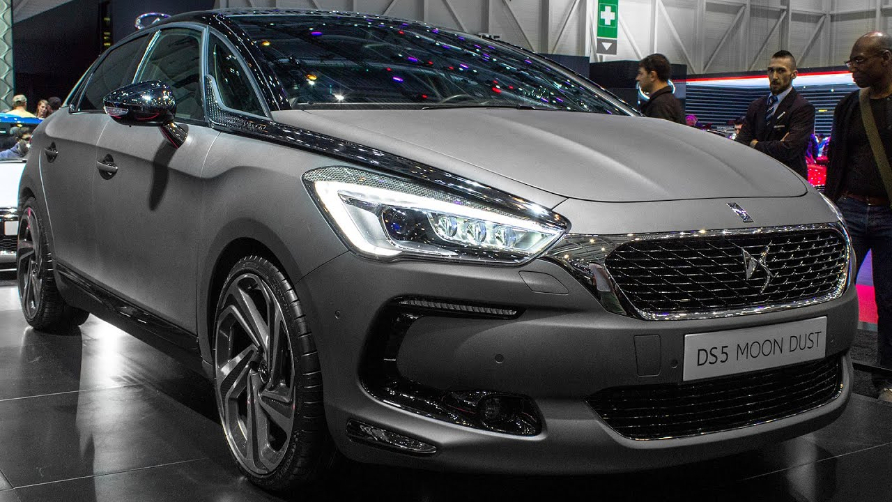 new citroen ds5 moon dust geneva motor show 2015 hq youtube. Black Bedroom Furniture Sets. Home Design Ideas