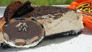 No-Bake Cheesecake with Oreo Crust